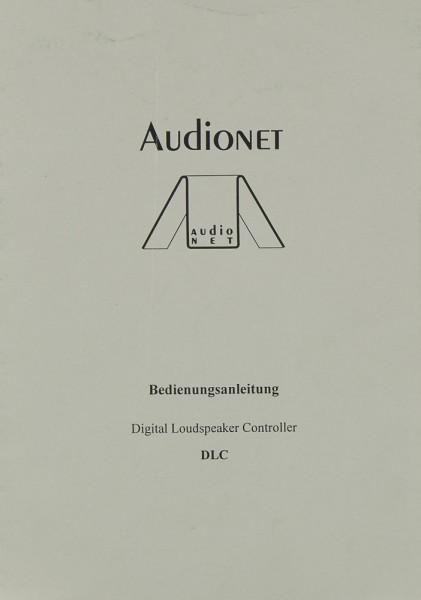 Audionet DLC Bedienungsanleitung