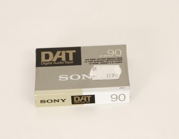Sony DT-90RN DAT-Kassette NEU!