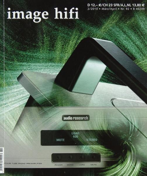 Image Hifi 2/2010 Zeitschrift