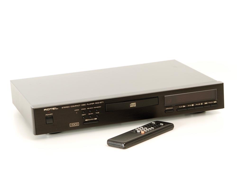 rotel rcd 971 hdcd cd player cd ger te ger te gebrauchte hifiger te kaufen. Black Bedroom Furniture Sets. Home Design Ideas