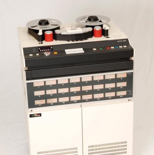 Otari MTR-100 A mit Synchronizer