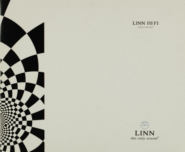 Linn Linn Hi-Fi - The Only Sound (1997) Prospekt / Katalog