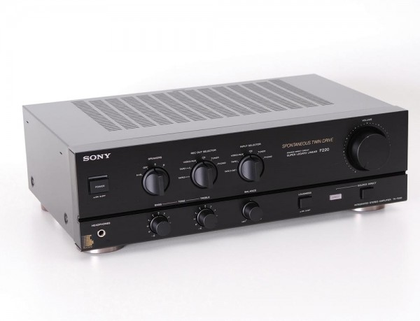 Sony TA-F 220
