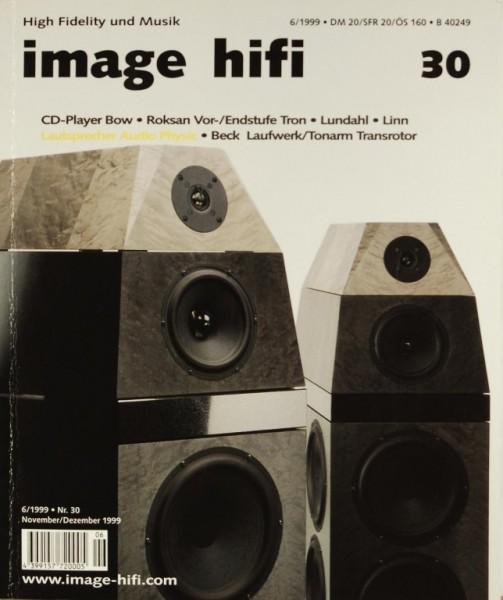 Image HiFi 6/1999 Zeitschrift