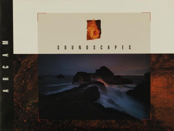 Arcam Soundscapes Prospekt / Katalog