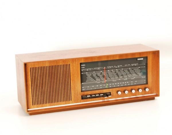 Saba Lindau LI 18 Röhrenradio