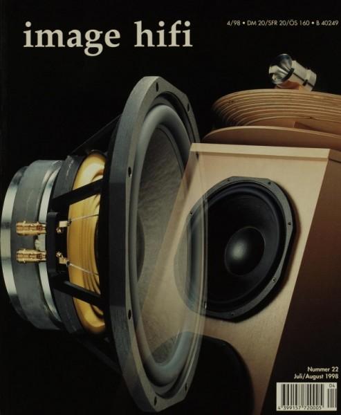 Image Hifi 4/1998 Zeitschrift