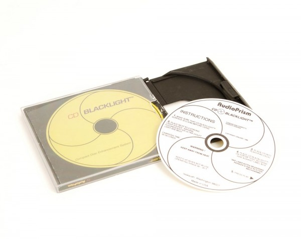 Audio-Prism CD Blacklight CD-Matte
