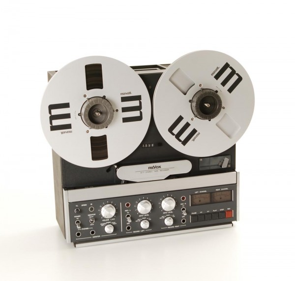 Revox B-77 HS High Speed 2-Spur