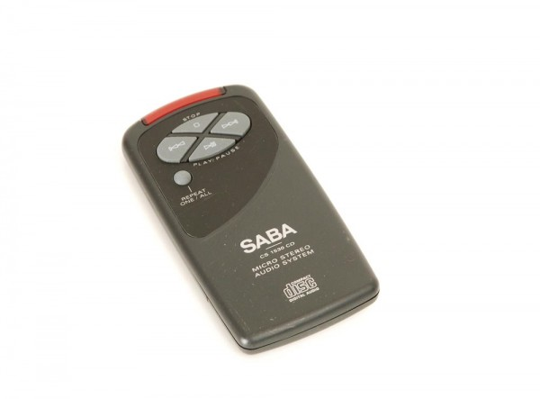 Saba CS 1530 CD Fernbedienung