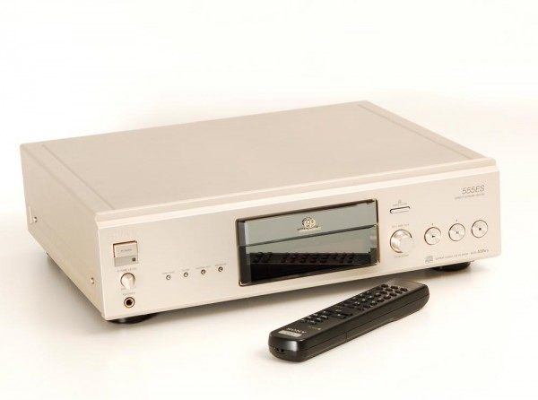 Sony SCD-555 ES