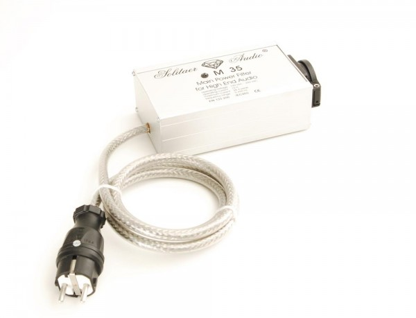 Solitaer Audio M35 Netzfilter