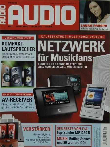 Audio 2/2010 Zeitschrift