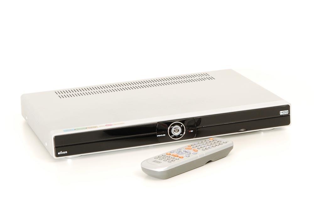 ellion dvr 950 s dual dvd rekorder dvd rekorder. Black Bedroom Furniture Sets. Home Design Ideas