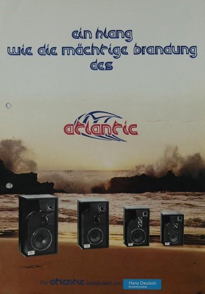 Atlantic Produktübersicht Prospekt / Katalog