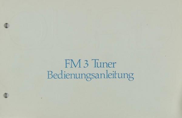 Quad FM 3 Bedienungsanleitung