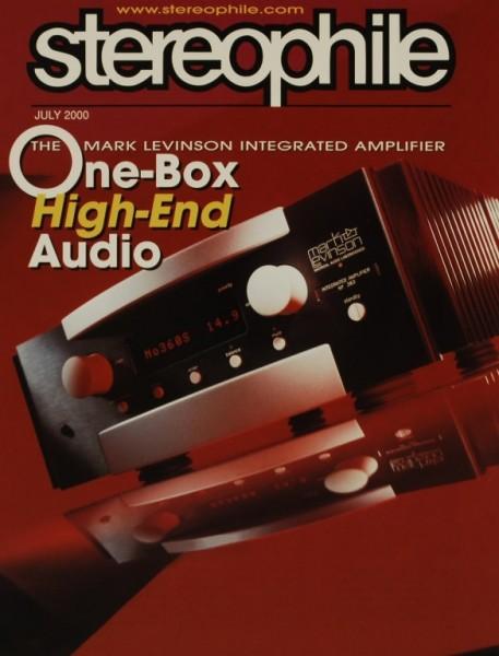 Mark Levinson No. 383 / One-Box High-End Audio Testnachdruck