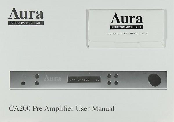 Aura CA 200 Bedienungsanleitung