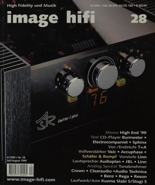 Image Hifi 4/1999 Zeitschrift