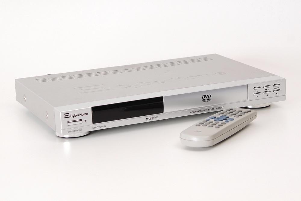 cyberhome ch dvd 462 dvd player dvd ger te ger te. Black Bedroom Furniture Sets. Home Design Ideas
