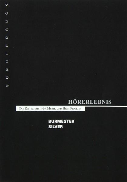 Burmester Silver / Power Testnachdruck