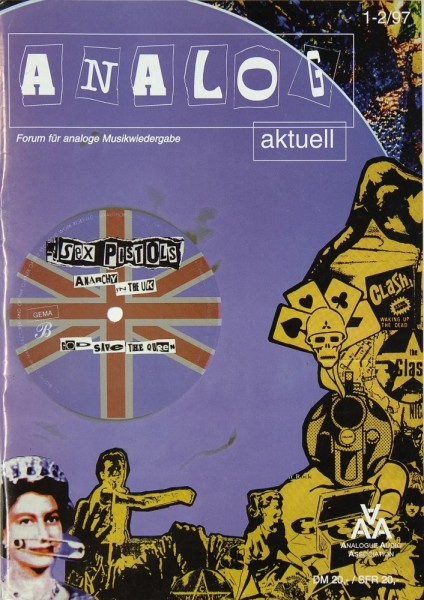 Analog aktuell 1-2 / 97 Zeitschrift
