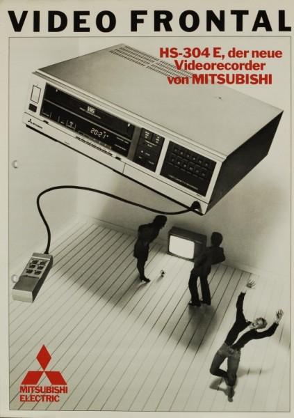 Mitsubishi HS-304 E Prospekt / Katalog