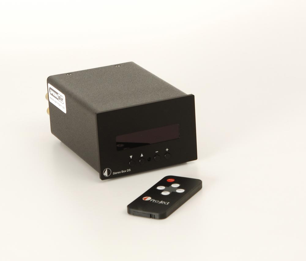 pro ject stereo box ds vollverst rker verst rker ger te gebrauchte hifiger te kaufen. Black Bedroom Furniture Sets. Home Design Ideas