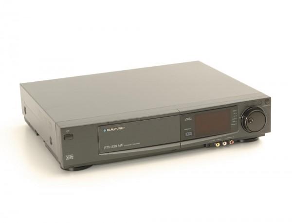 Blaupunkt RTV-830 VHS Videorekorder