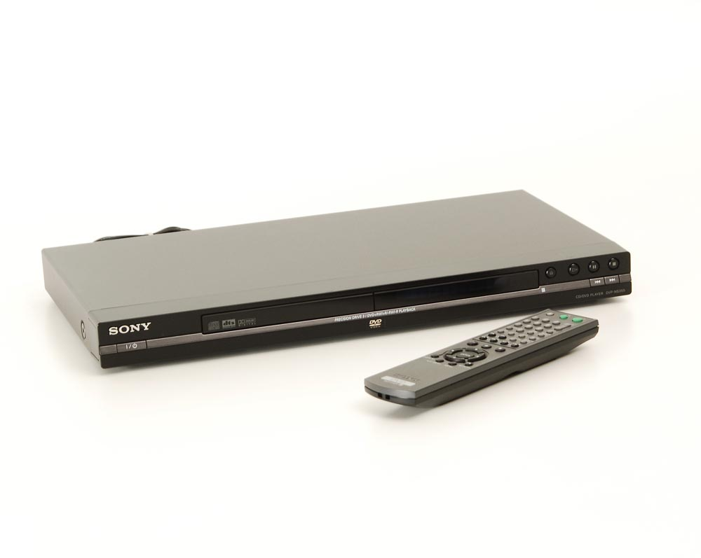 sony dvp ns 355 dvd player dvd ger te ger te. Black Bedroom Furniture Sets. Home Design Ideas