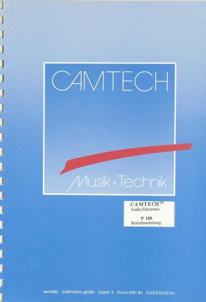 Camtech P 100 Bedienungsanleitung
