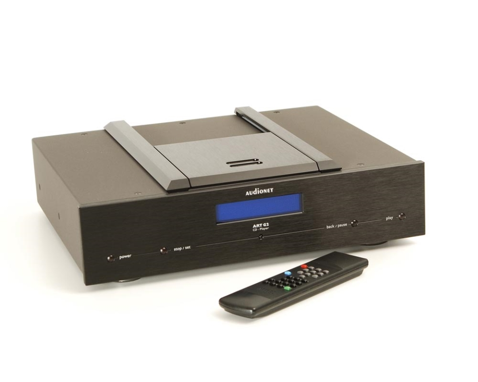 audionet art g2 cd player cd ger te ger te gebrauchte hifiger te kaufen. Black Bedroom Furniture Sets. Home Design Ideas