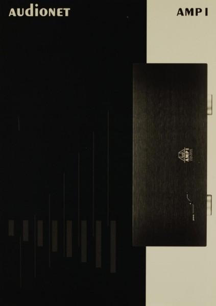 Audionet AMP I Prospekt / Katalog
