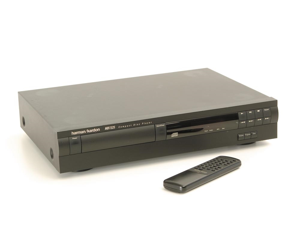 harman kardon hd 7325 cd player cd ger te ger te gebrauchte hifiger te kaufen. Black Bedroom Furniture Sets. Home Design Ideas