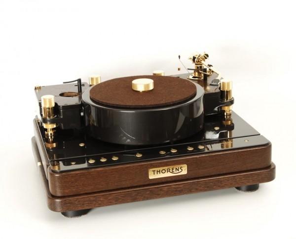 Thorens Prestige mit SME 3012-RG gold limited
