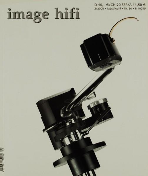 Image Hifi 2/2008 Zeitschrift