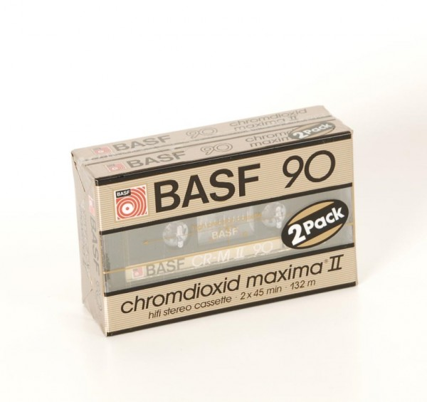 BASF Chrome Maxima II 90 2er Pack NEU!