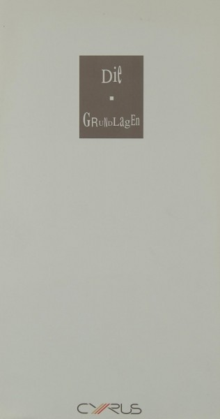 Cyrus Die Grundlagen Prospekt / Katalog