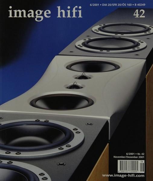 Image Hifi 6/2001 Zeitschrift