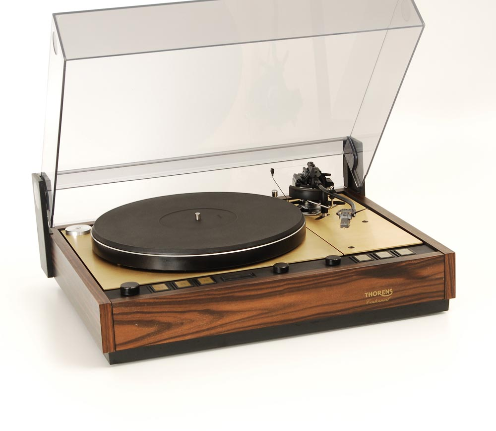 Thorens TD-126 MK III Centennial with SME 3009-3 | Turntables | Turntables  + X | Audio Devices | Spring Air