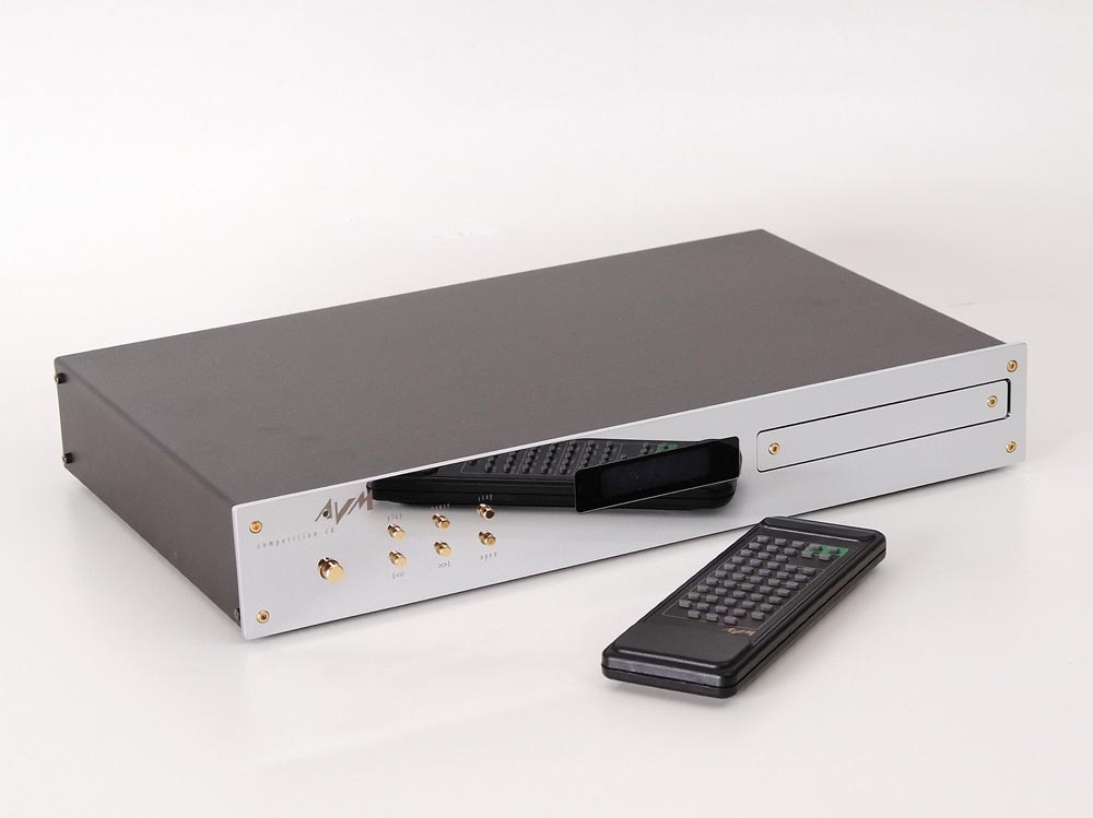 avm competition cd cd player cd ger te ger te gebrauchte hifiger te kaufen. Black Bedroom Furniture Sets. Home Design Ideas