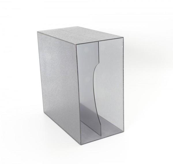 LP-Box rauchglas grau