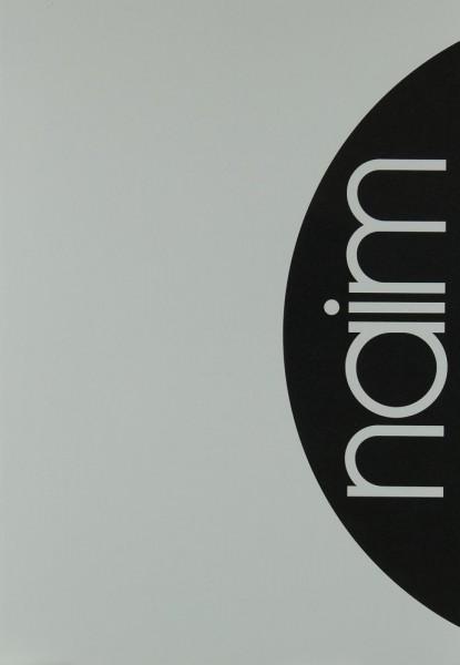 Naim Produktübersicht Prospekt / Katalog