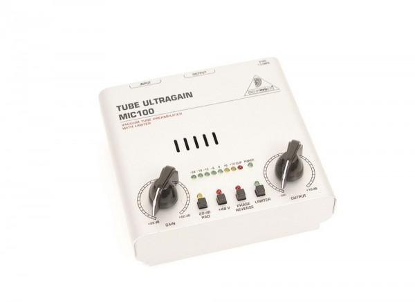 Behringer MIC 100 Röhren Mikrofon Vorverstärker