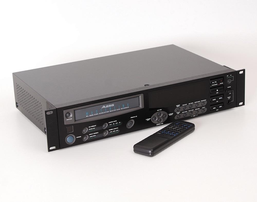 alesis ml 9600 cd rekorder cd ger te ger te gebrauchte hifiger te kaufen. Black Bedroom Furniture Sets. Home Design Ideas