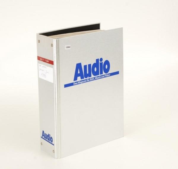 Audio 1-6/1989 Zeitschrift