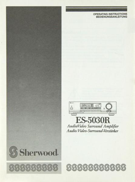 Sherwood ES-5030 R Bedienungsanleitung