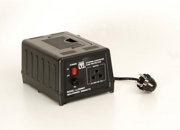 Umspanntrafo Spannungswandler 500 Watt