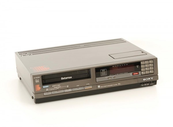 Sony SL-C 30 E Videorekorder Betamax