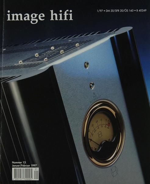 Image Hifi 1/1997 Zeitschrift